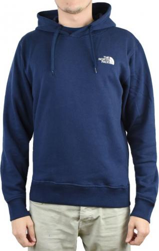 The North Face Bluza męska Seasonal Drew Peak Hoodie granatowa r. XL (T92TUVJC6)
