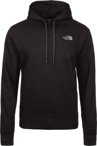 The North Face Bluza męska Drew Peak Hoodie czarna r. S (T92TUVKX7)