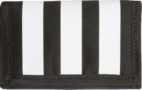 Adidas adidas 3-Stripes Wallet FL3654  czarne One size