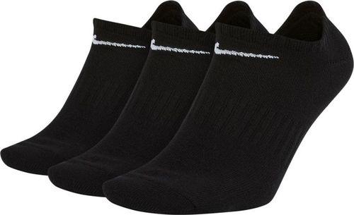 Nike Nike Everyday Max Lightweight 3Pak skarpety niskie 010 : Rozmiar - 39 - 42 (SX7678-010) - 14706_177172