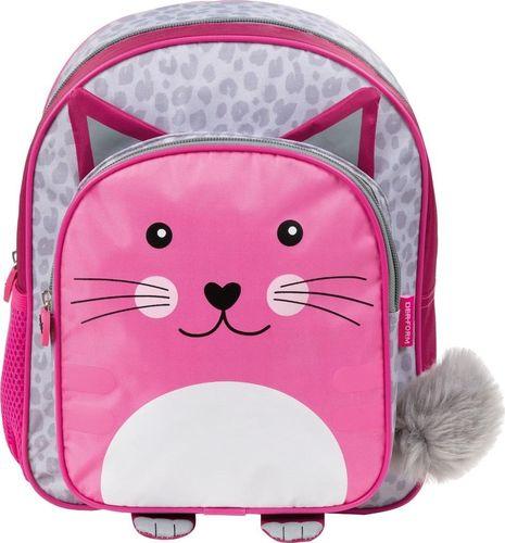 Derform Plecak dziecięcy Kot różowy