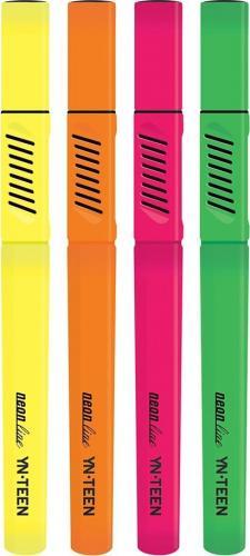 Noster Zakreślacz Neoline 4 kolory YN TEEN