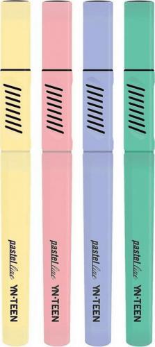 Noster Zakreślacz Pastelline 4 kolory YN TEEN