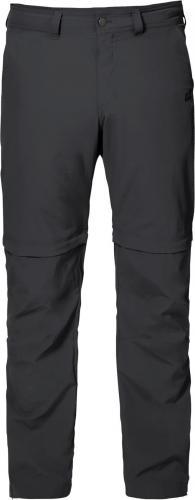 Jack Wolfskin Spodnie męskie Canyon Zip Off Phantom r. 52
