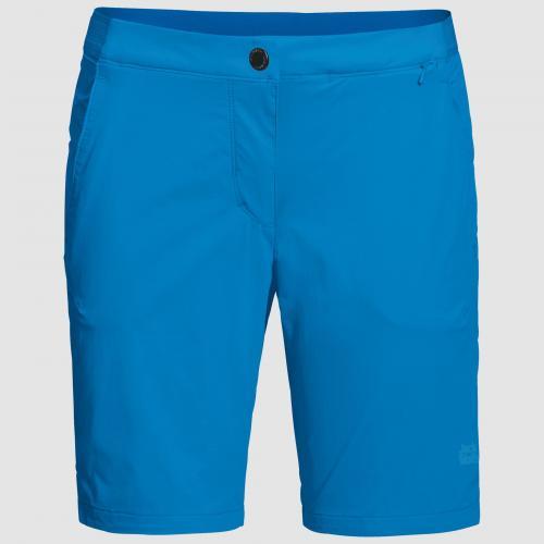 Jack Wolfskin Spodnie damskie Hilltop Trail Shorts W brilliant blue r. 42