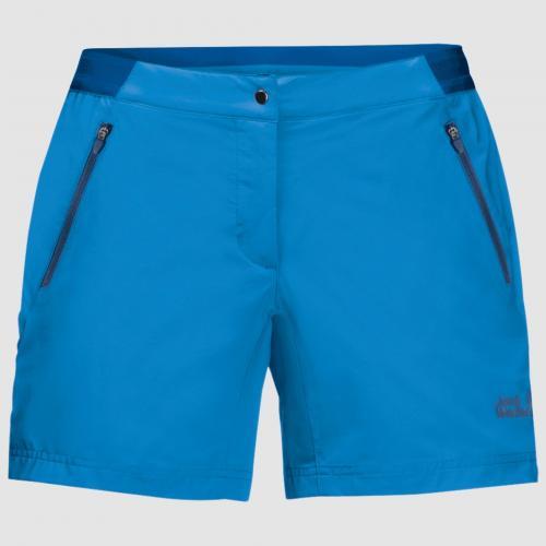Jack Wolfskin Spodnie damskie Trail Shorts W brilliant blue r. 36