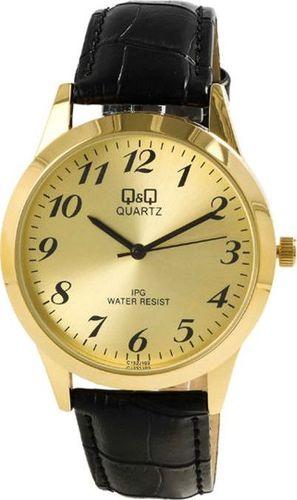 Zegarek Q&Q Zegarek męski Q&Q C152-103 Klasyczny uniwersalny