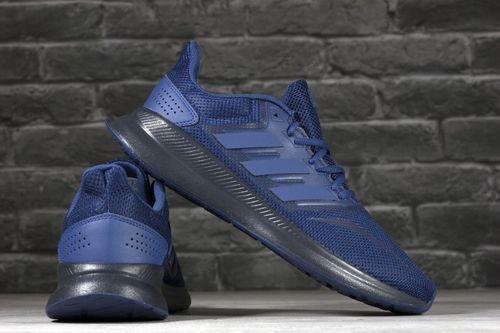 Adidas Buty męskie Runfalcon granatowe r. 45 (EG8605)