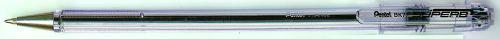 Pentel Długopis BK77 SuperB czarny (42K005A)
