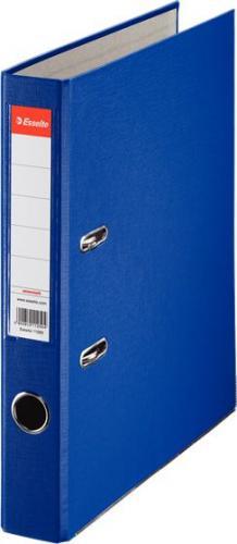 Segregator Esselte Ekonomiczny dźwigniowy A4 50mm niebieski (10K009C)