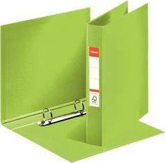 Segregator Esselte Vivida 2-ringowy A5 42mm zielony (10K191D)