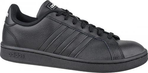 Adidas Buty męskie Grand Court czarne r. 41 1/3 (EE7890)