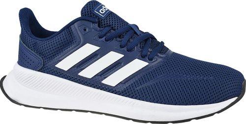 Adidas adidas Runfalcon K EG2544  granatowe 38