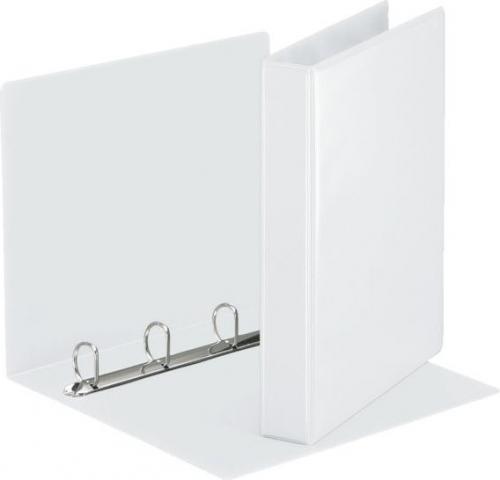Segregator Esselte Panorama 4-ringowy A4 50mm biały (10K173G)
