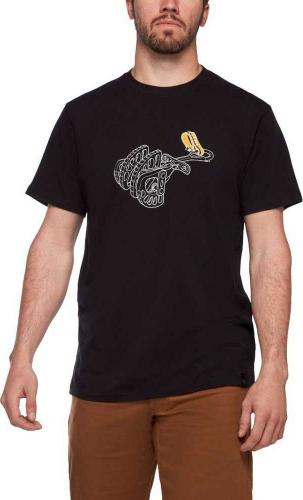 Black Diamond Koszulka męska BD CAM TEE Black r. L