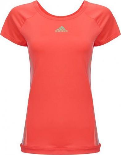 Adidas Koszulka damska Adizero Tee różowa r. XS (S86629)