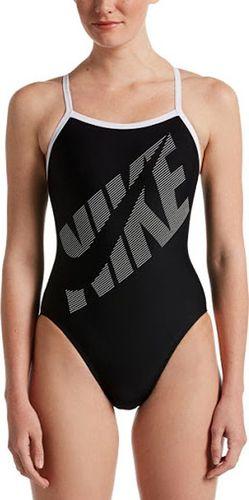 Nike Strój kapielowy Tilt Logo czarny r. 36 (NESSA007 001)