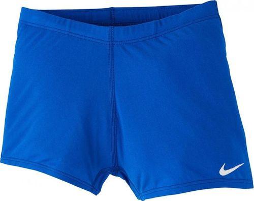 Nike Kąpielówki Nike POLY SOLID ASH NESS9742 494 NESS9742 494-S niebieski XL