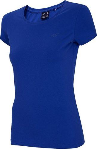 4f t-shirt damski H4Z20-TSD001 KOBALT r.S