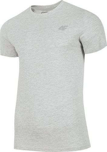 4f T-Shirt 4F NOSH4-TSM003 27M NOSH4-TSM003 27M szary S