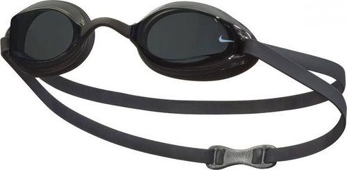 Nike Okulary pływackie Nike LEGACY NESSA179 014 NESSA179 014-S czarny senior