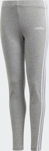Adidas Legginsy adidas E 3S Tight FQ4135 FQ4135 szary 128 cm