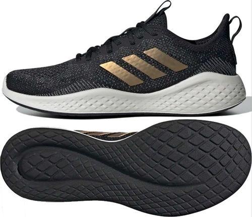 Adidas Buty damskie Fluidflow czarne r. 37 1/3 (EG3675)