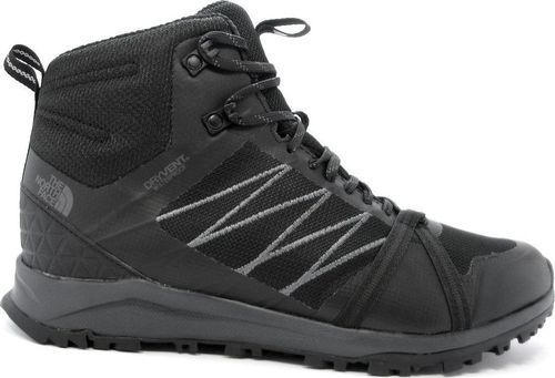 The North Face Buty męskie Litewave Fastpack II Mid Wp czarne r. 41 (NF0A47HECA0)