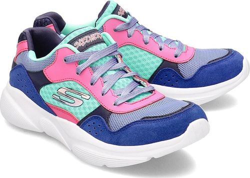 Skechers Skechers Charted - Sneakersy Dziecięce - 81953L/BLMT 37