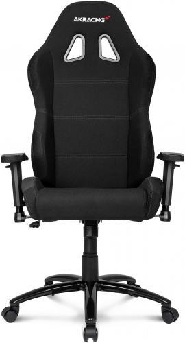 Fotel Akracing Gaming Czarny (AK-K7012-BB) (materiałowy)