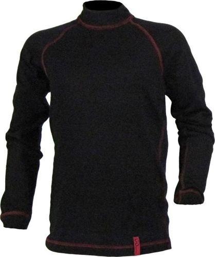 GOtherm Bielizna GOtherm koszulka dziecięca : Kolor - Czarny, Rozmiary dziecięce - 146