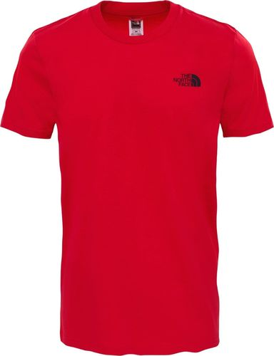 The North Face Koszulka T-shirt The North Face Simple Dome T92TX5682 S