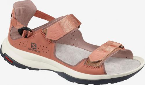 Salomon Sandały damskie Tech Sandal Feel W Cedar Wood/Peppe r. 37 1/3 (L41045900)