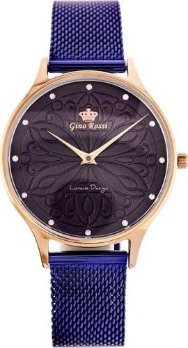 Zegarek Gino Rossi ZEGAREK DAMSKI GINO ROSSI - 10317B7-7G3 (zg812g) + BOX uniwersalny