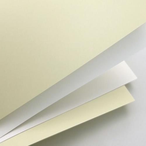 Argo Papier, karton ozdobny wizytówkowy A4 250g/m2 gładki, 20 ark. biały (36K115A)