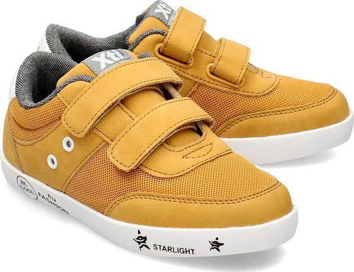 XTI Xti - Sneakersy Dziecięce - 57042 CAMEL 34