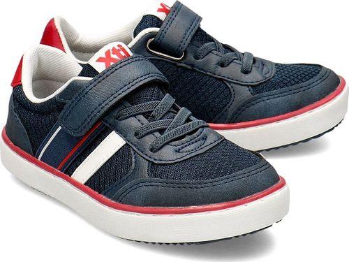 XTI Xti - Sneakersy Dziecięce - 57164 NAVY 34