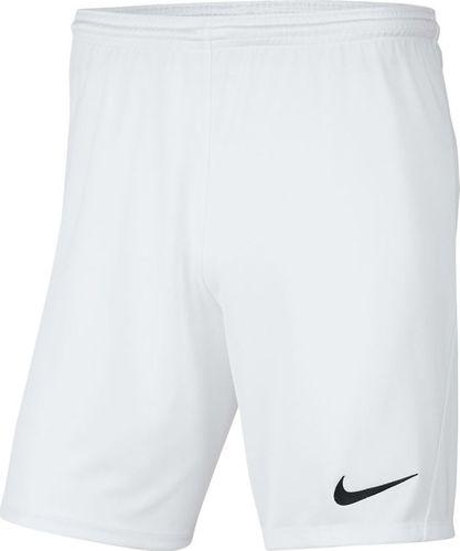 Nike Spodenki męskie Park III białe r. XL (BV6855 100)