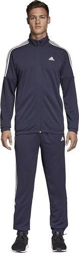 Adidas Dres adidas MTS Team Sports DV2446 DV2446 granatowy S