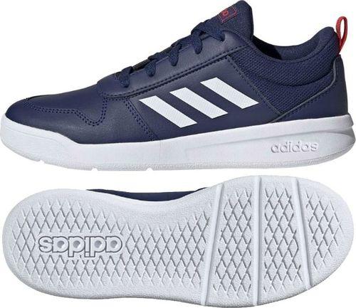 Adidas Buty adidas Tensaur EF1087 EF1087 granatowy 36