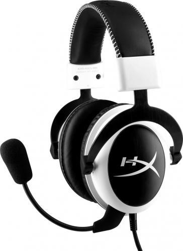 Słuchawki HyperX Cloud White (KHX-H3CLW)