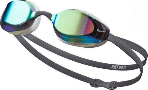 Nike Okularki do pływania NIKE Vapor Mirror Performance Goggle uniwersalny
