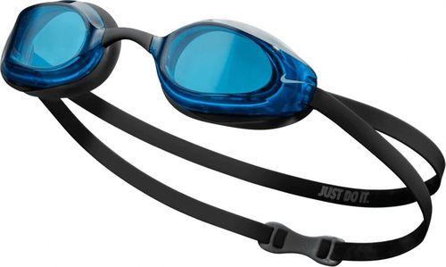 Nike Okularki do pływania NIKE Vapor GOGGLE BLUE uniwersalny