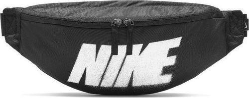 Nike Saszetka nerka NIKE HERITAGE HIP PACK Rebel GFX czarna uniwersalny