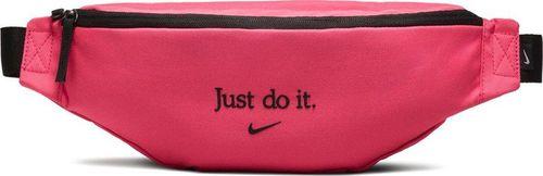 Nike NIKE Saszetka sportowa HERITAGE Hip BA5781- 674 różowa uniwersalny