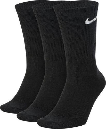 Nike Nike Everyday Lightweight Crew 3Pak skarpety wysokie 010 : Rozmiar - 42 - 46 (SX7676-010) - 14894_177776