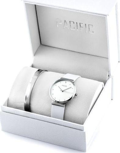 Zegarek Pacific KOMPLET PREZENTOWY PACIFIC (zy642a) uniwersalny