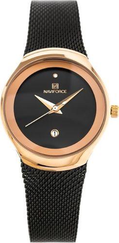 Zegarek Naviforce ZEGAREK DAMSKI NAVIFORCE - NF5004 (zn507b) + BOX uniwersalny