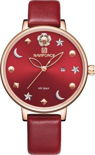 Zegarek Naviforce ZEGAREK DAMSKI NAVIFORCE - NF5009 (zn510b) + BOX uniwersalny