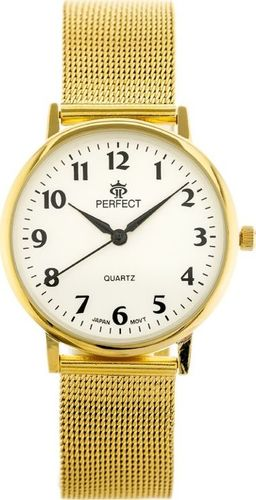 Zegarek Perfect ZEGAREK DAMSKI PERFECT B7394 antyalergiczny (zp898c) uniwersalny
